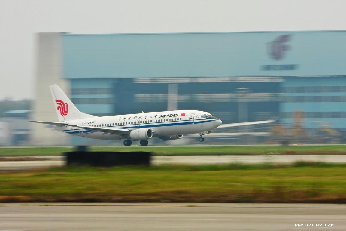 Re:[原创]双流机场02L内场拍摄(多图79P) BOEING 737-300 B-2597 ZUUU