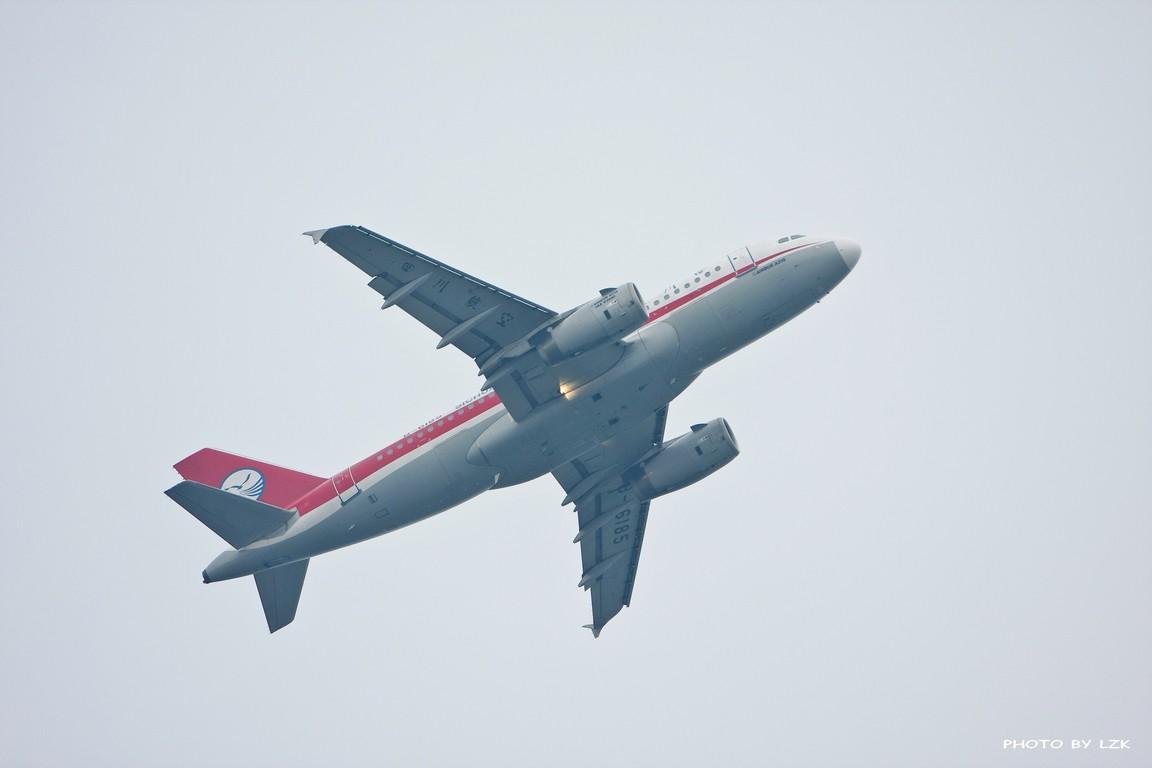 Re:[原创]双流机场02L内场拍摄(多图79P) AIRBUS A319 B-6185 ZUUU