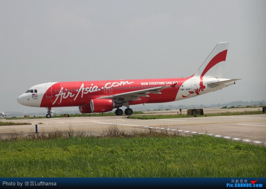 [原创]白云机场拍飞机 AIRBUS A320  广州白云机场