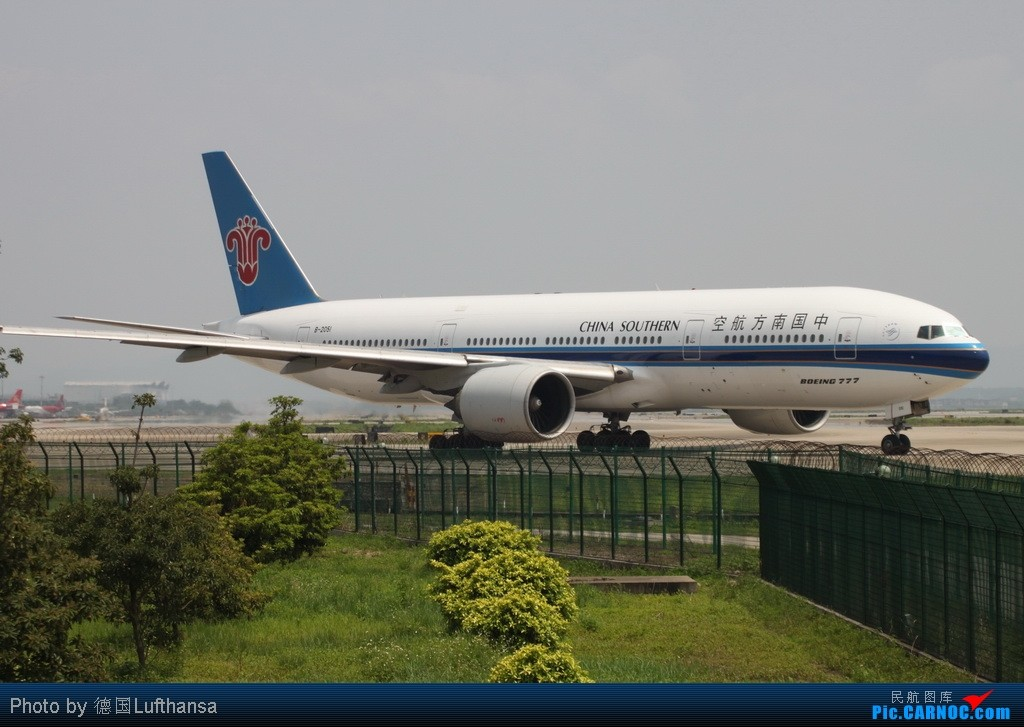 Re:[原创]白云机场拍飞机 BOEING 777-200 B-2051