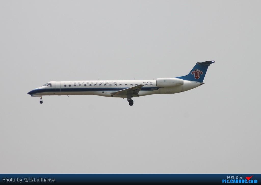 Re:[原创]白云机场拍飞机 ERJ 145 B-3060