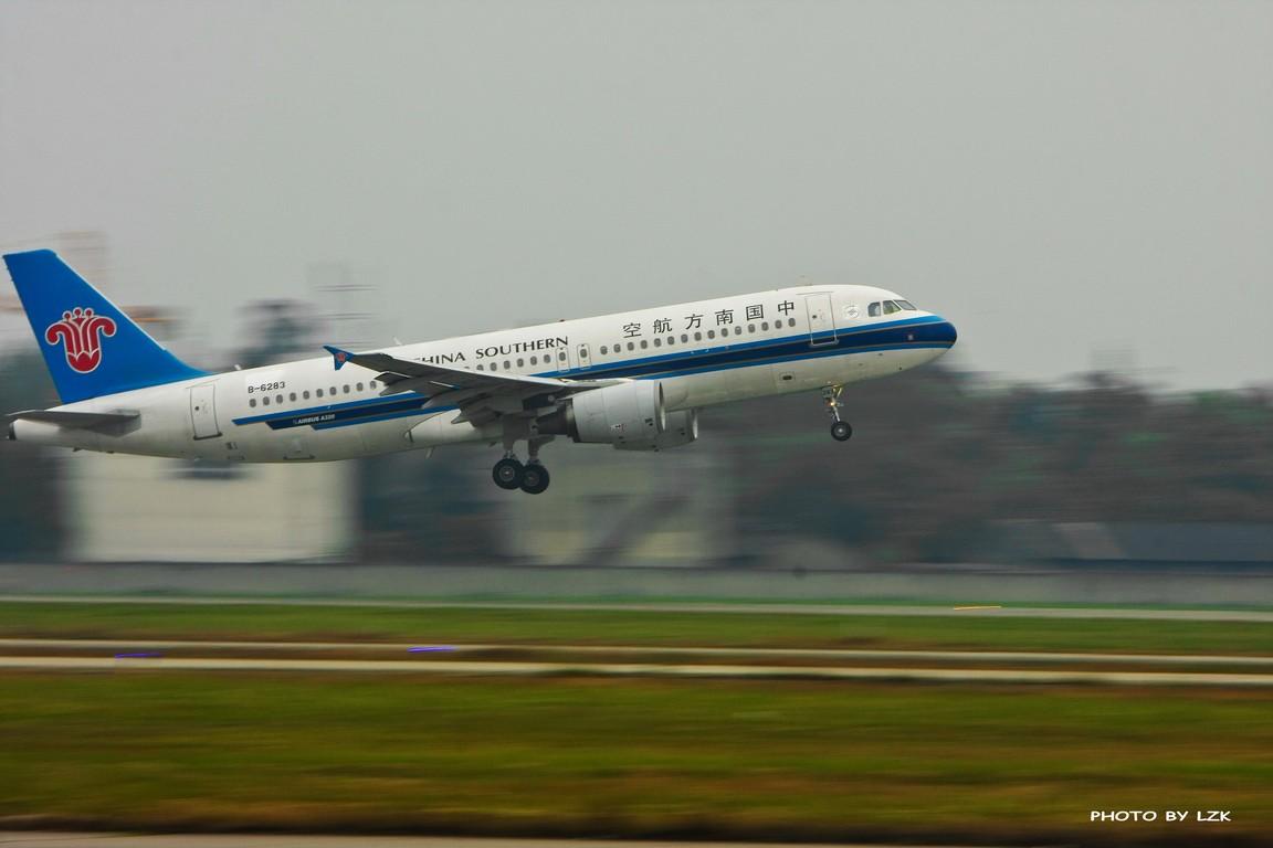 Re:[原创]双流机场02L内场拍摄(多图79P) AIRBUS A320 B-6283 ZUUU