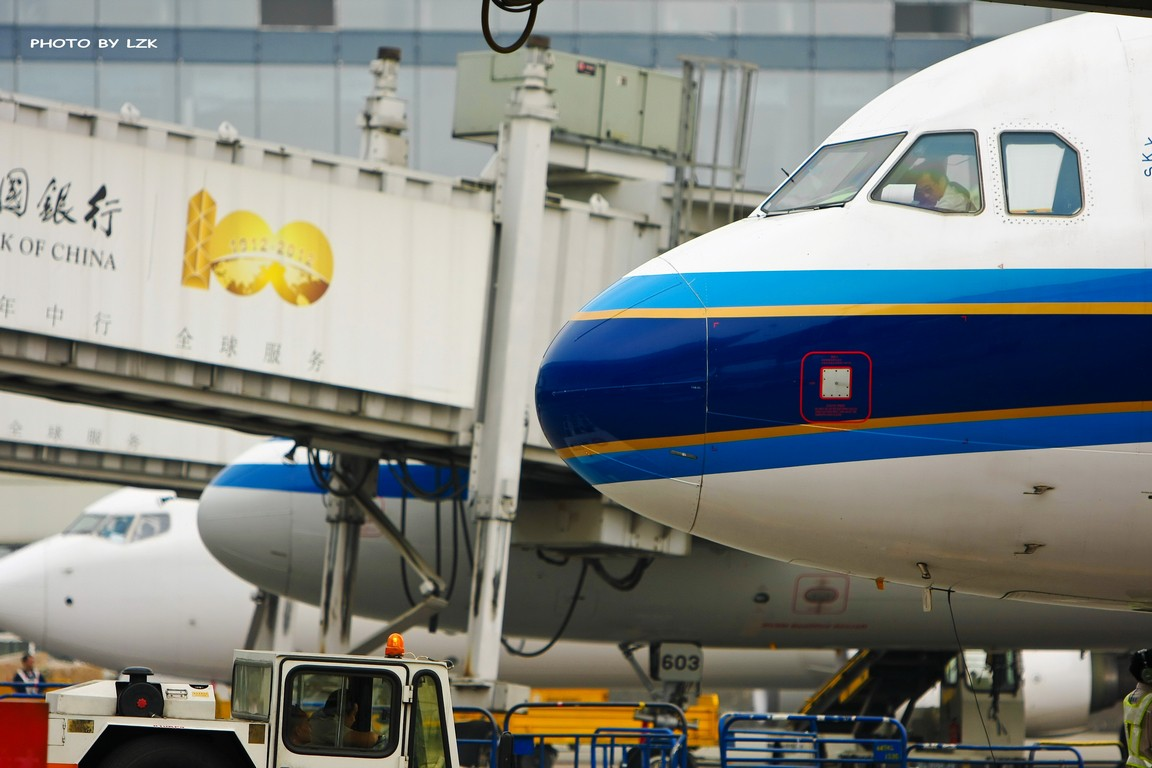 Re:[原创]双流机场02L内场拍摄(多图79P) AIRBUS A321 B-6657 ZUUU