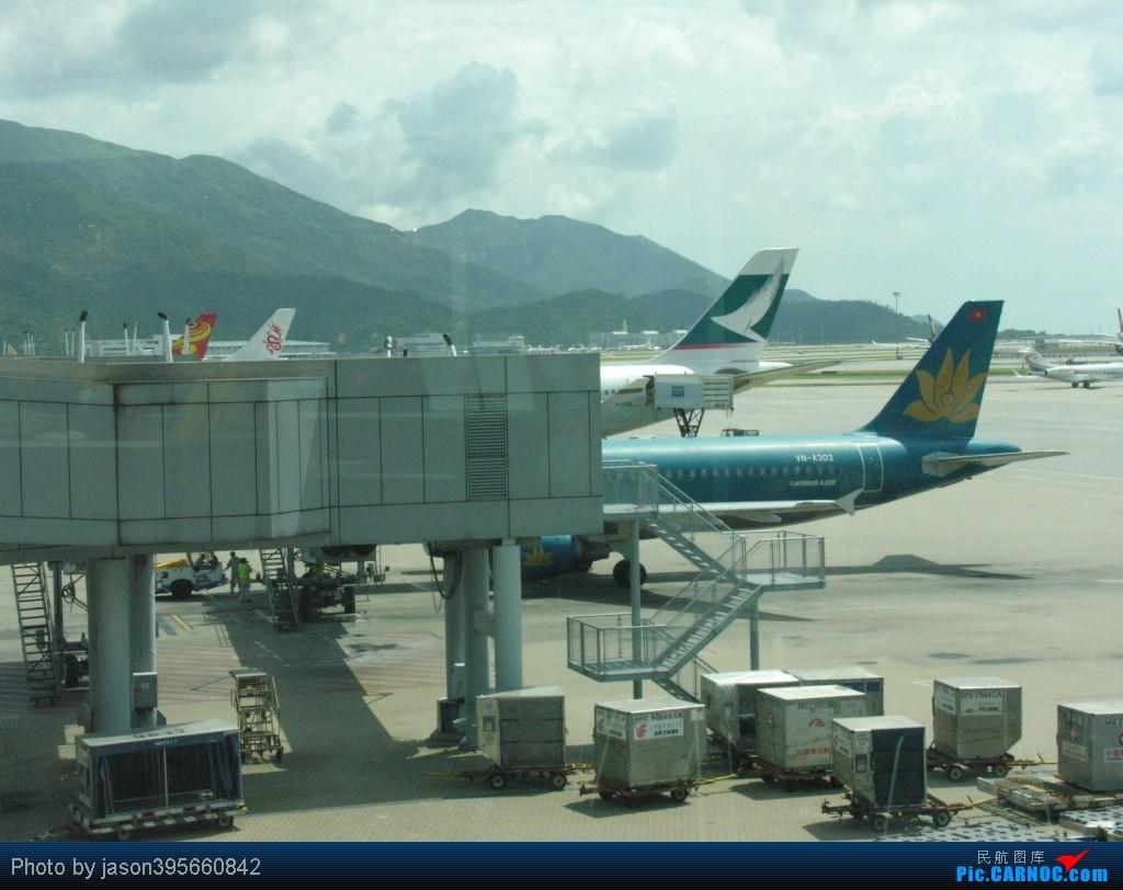 Re:[原创]11年游记 HKG-KUL 新人首篇游记 AIRBUS A320-200 VN-A303 中国香港赤鱲角国际机场