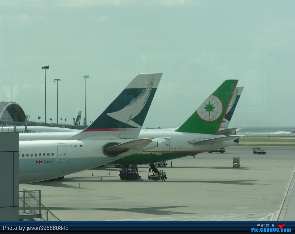 Re:[原创]11年游记 HKG-KUL 新人首篇游记 AIRBUS A330-300 B-HLM 中国香港赤鱲角国际机场