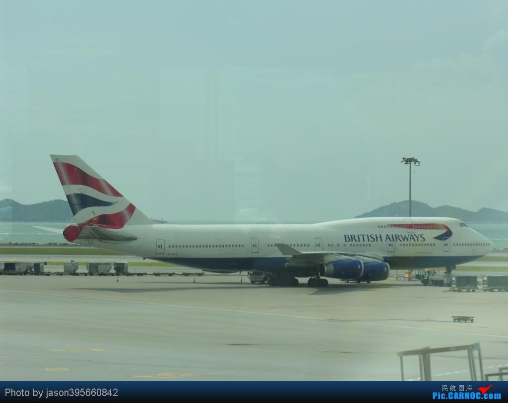 Re:[原创]11年游记 HKG-KUL 新人首篇游记 BOEING 747-400 G-CIVX 中国香港赤鱲角国际机场