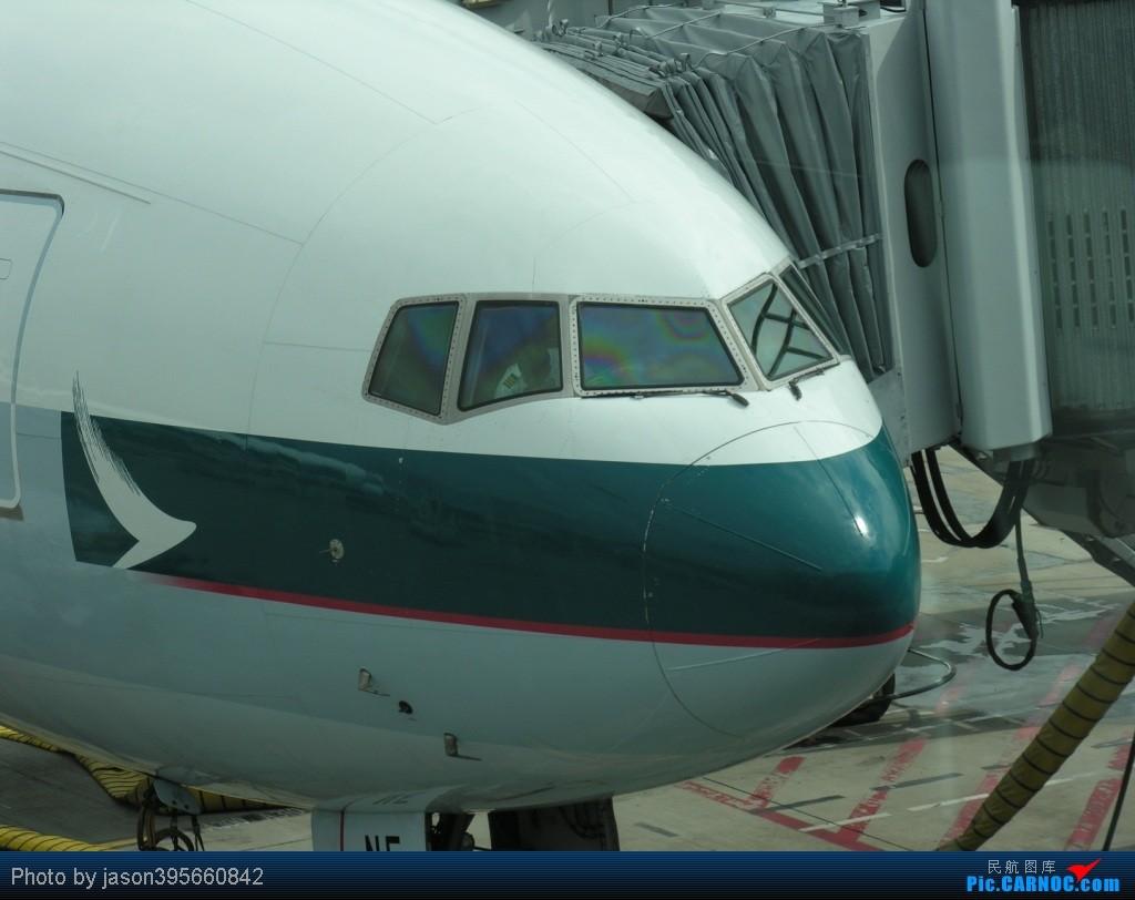 Re:[原创]11年游记 HKG-KUL 新人首篇游记 BOEING 777-300 B-HNJ 中国香港赤鱲角国际机场