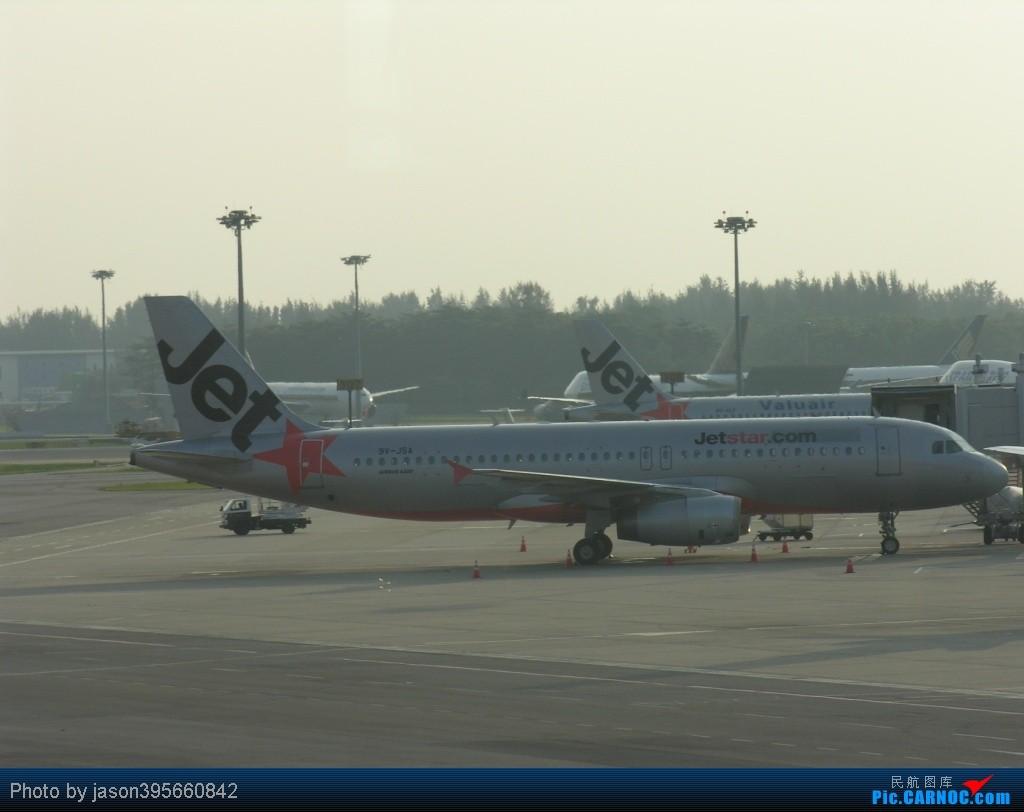 Re:[原创]SIN-HKG  新马交流营完结~回国~ AIRBUS A320-200 9V-JSA 新加坡樟宜机场