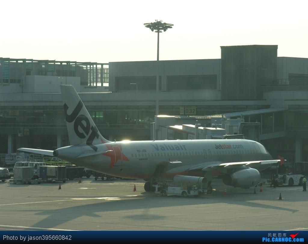 Re:[原创]SIN-HKG  新马交流营完结~回国~ AIRBUS A320-200 9V-JSB 新加坡樟宜机场