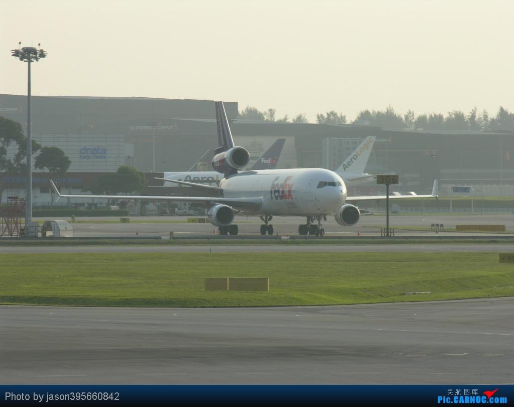 Re:[原创]SIN-HKG  新马交流营完结~回国~ MCDONNELL DOUGLAS MD-11F  新加坡樟宜机场