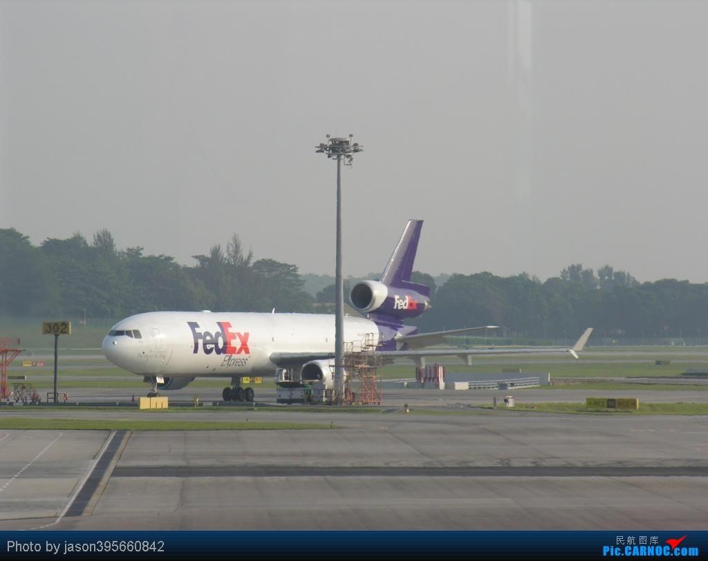 Re:[原创]SIN-HKG  新马交流营完结~回国~ MCDONNELL DOUGLAS MD-11F N625FE 新加坡樟宜机场
