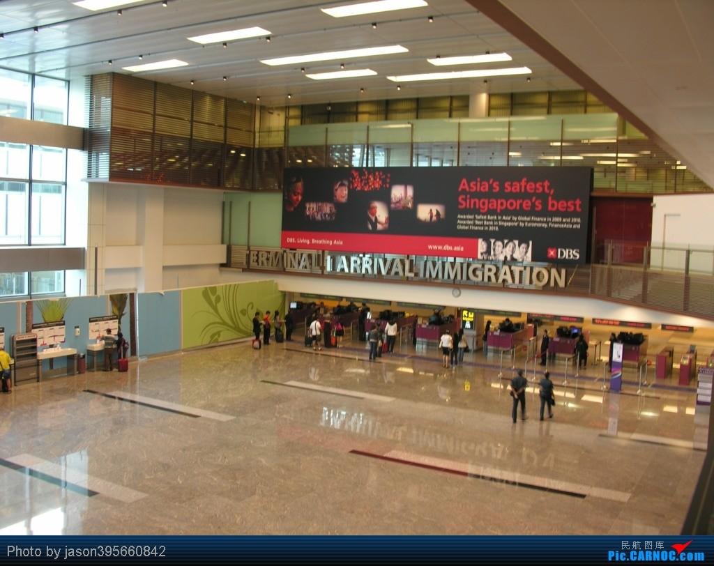 Re:[原创]SIN-HKG  新马交流营完结~回国~    新加坡樟宜机场