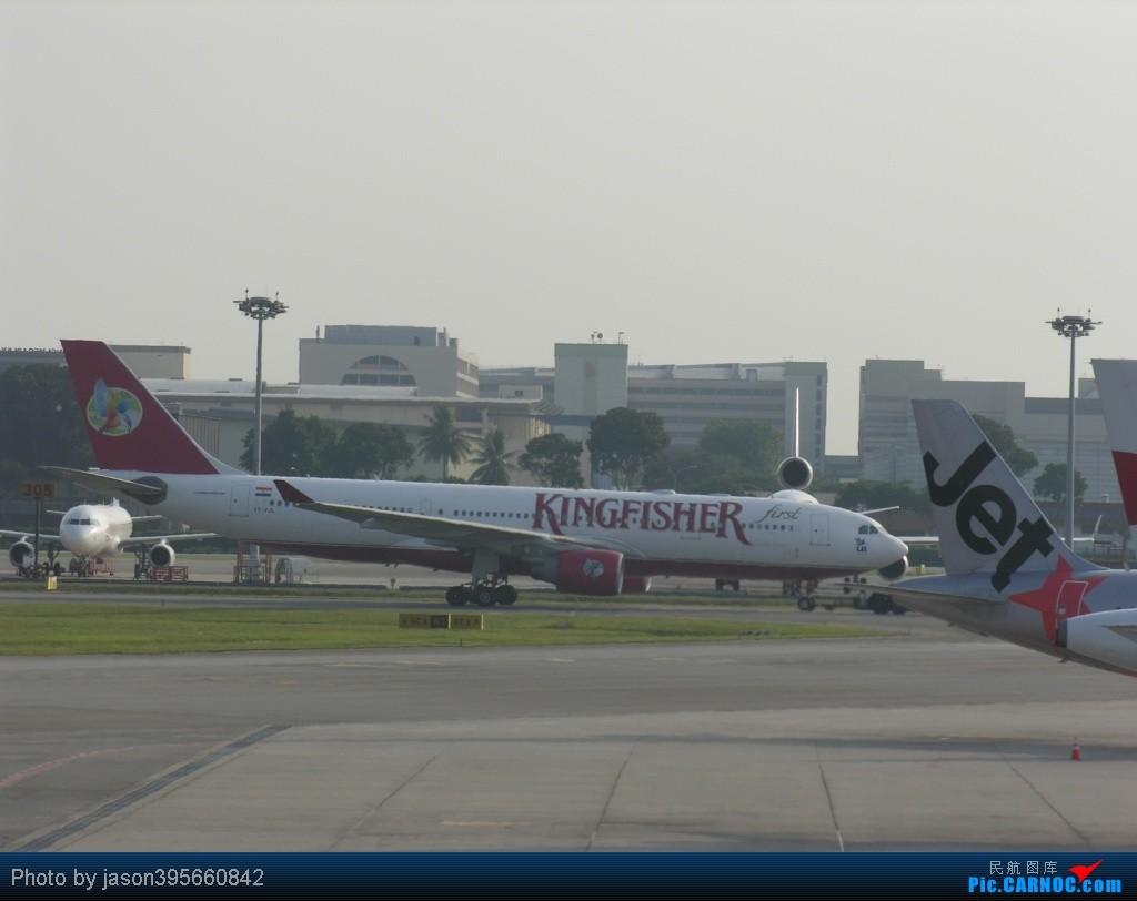 Re:[原创]SIN-HKG  新马交流营完结~回国~ AIRBUS A330-200 VT-VJL 新加坡樟宜机场