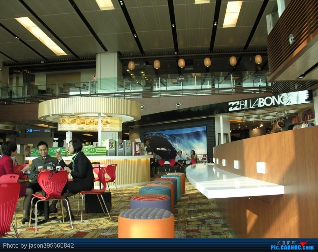 Re:[原创]SIN-HKG  新马交流营完结~回国~ BOEING 777-300  新加坡樟宜机场 新加坡樟宜机场
