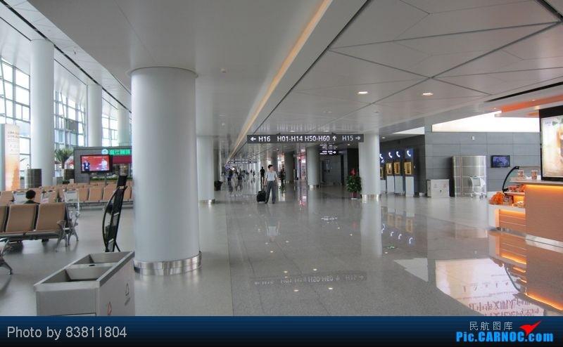 Re:[原创]5月3日感受西安新T3   记武汉-西安-沈阳    中国西安咸阳机场