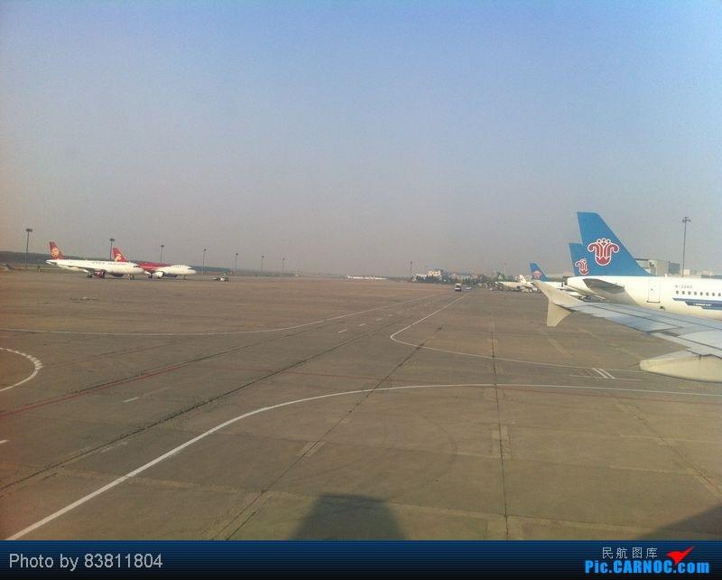 Re:[原创]5月3日感受西安新T3   记武汉-西安-沈阳    中国沈阳桃仙机场