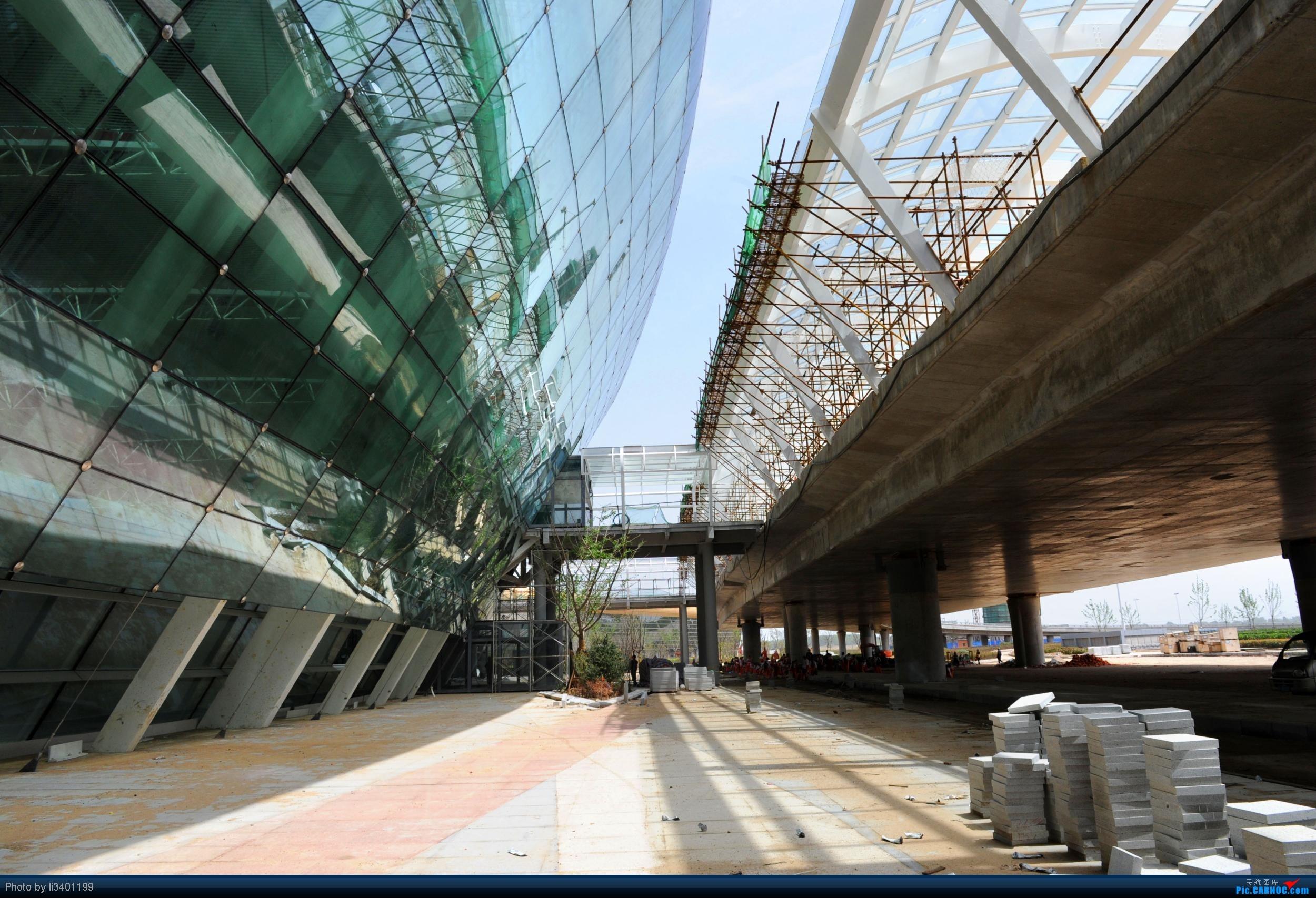 >>[转贴]合肥新桥国际机场即将完工