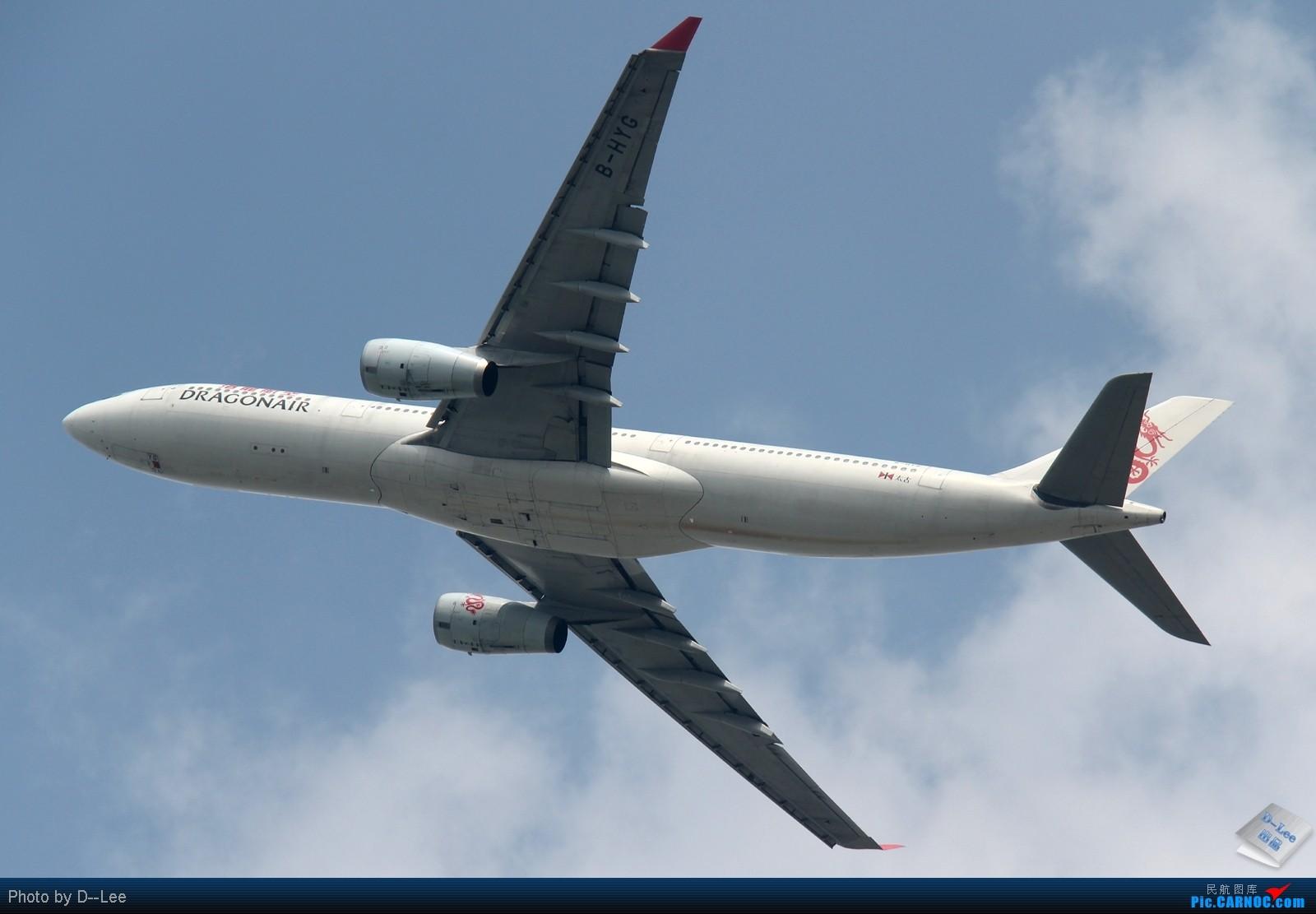 Re:[原创]【广州,你好】-南航SKY TEAM332,港龙333,泰航大星星333外加拍少见少东航AB6全程1600大图放送 AIRBUS A330-300 B-HYG 中国广州白云机场