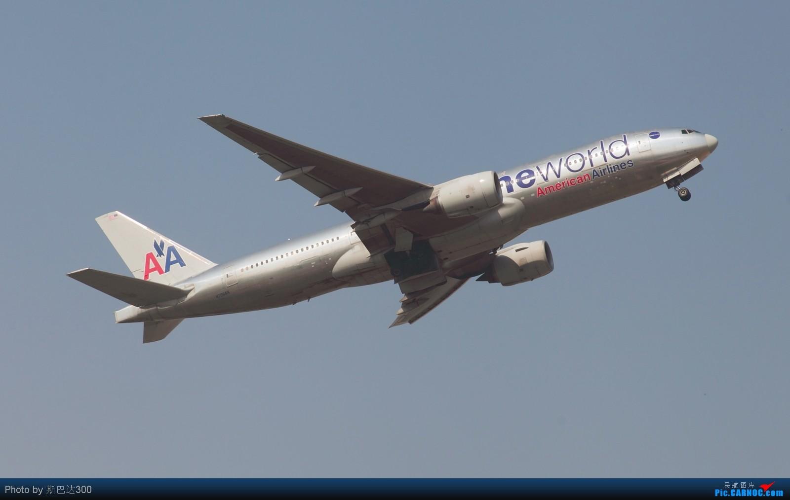 Re:[原创]今天的小收获,全部1600大图献上 BOEING 777-223/ER N796AN 中国北京首都机场