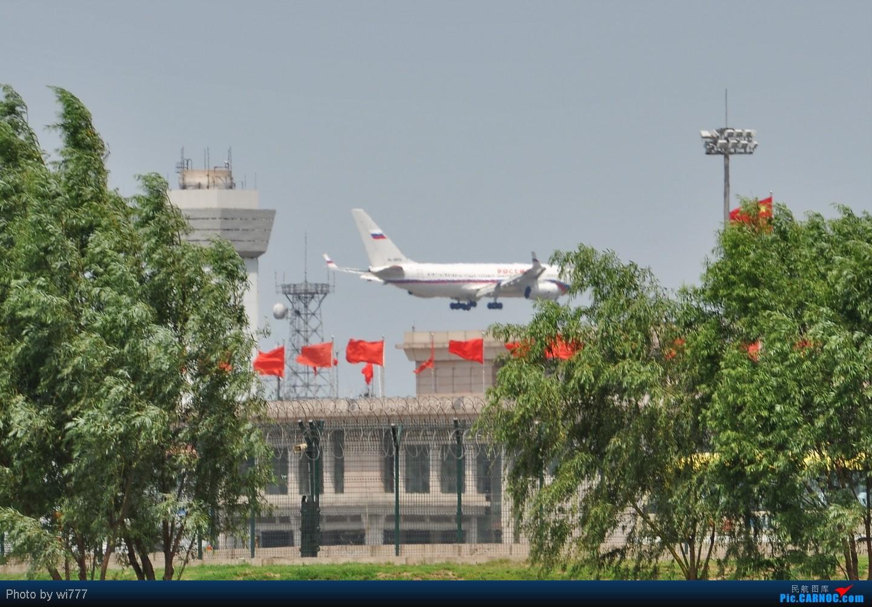 Re:[原创]生日帖 功勋帖 ILYUSHIN IL-96 RA-96019 首都国际机场