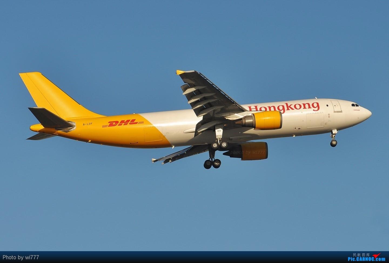Re:[原创]生日帖 功勋帖 AIRBUS A300 B-LDF 首都国际机场