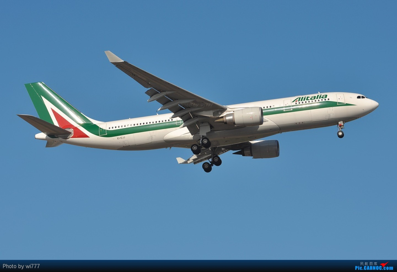 Re:[原创]生日帖 功勋帖 AIRBUS A330-200 EI-EJJ 首都国际机场