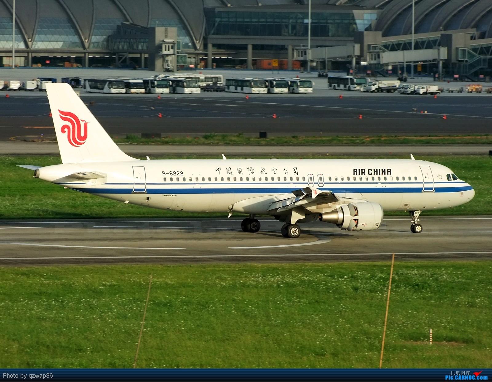 [原创]【CCFA成都空港缘分】为TA拍婚纱 AIRBUS A320 B-6828 成都双流国际机场
