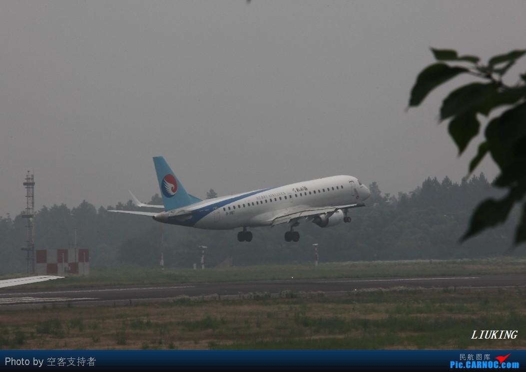 Re:[原创]CSX高温下高考前最后一拍,内有HU,KE的333 EMBRAER E-190 B-3187 中国长沙黄花机场