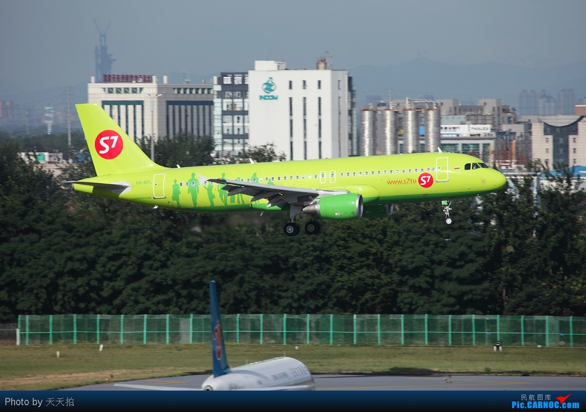 Re:[原创]全国飞友们明天别忘了跟自己的爸爸说声节日快乐! AIRBUS A320 VQ-BPL 中国北京首都机场