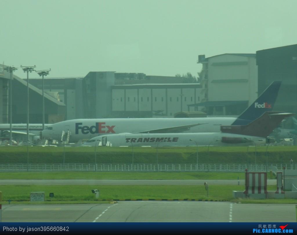 Re:[原创]SIN-HKG  新马交流营完结~回国~ BOEING 727-200F 9M-TGE 新加坡樟宜机场