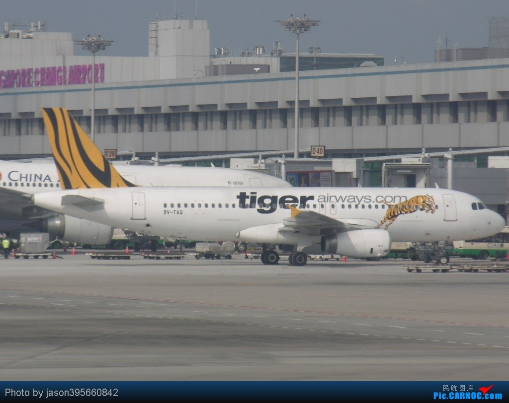 Re:[原创]SIN-HKG  新马交流营完结~回国~ AIRBUS A320 9V-TAQ 新加坡樟宜机场