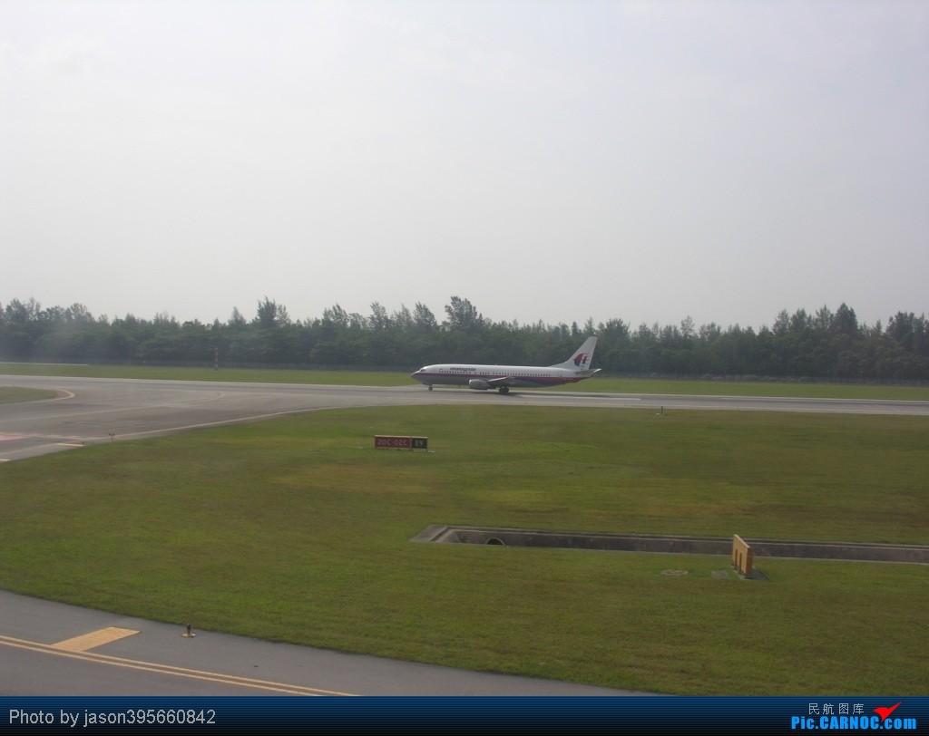 Re:[原创]SIN-HKG  新马交流营完结~回国~ BOEING 737-400 9M-MQO 新加坡樟宜机场