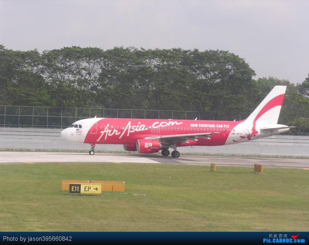 Re:[原创]SIN-HKG  新马交流营完结~回国~ AIRBUS A320 9M-AFS 新加坡樟宜机场