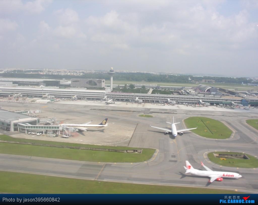 Re:[原创]SIN-HKG  新马交流营完结~回国~ BOEING 737-300 PK-YVL 新加坡樟宜机场 新加坡樟宜机场