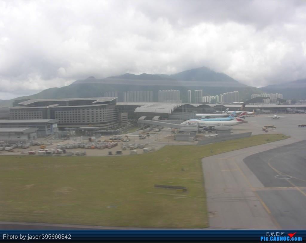 Re:[原创]SIN-HKG  新马交流营完结~回国~    中国香港赤鱲角国际机场