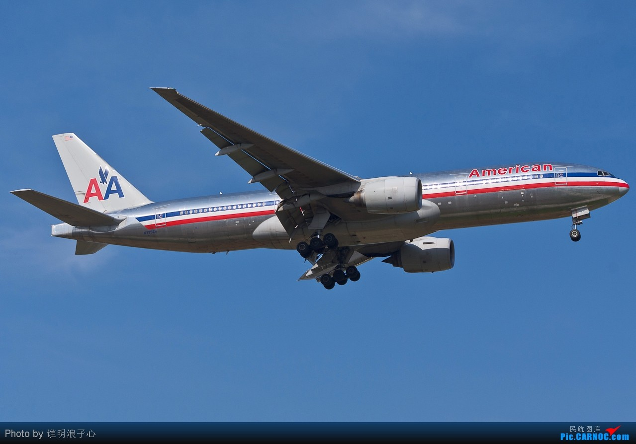 Re:[原创]【TSN飞友会】***PVG的777*** BOEING 777 N778AN 中国上海浦东机场