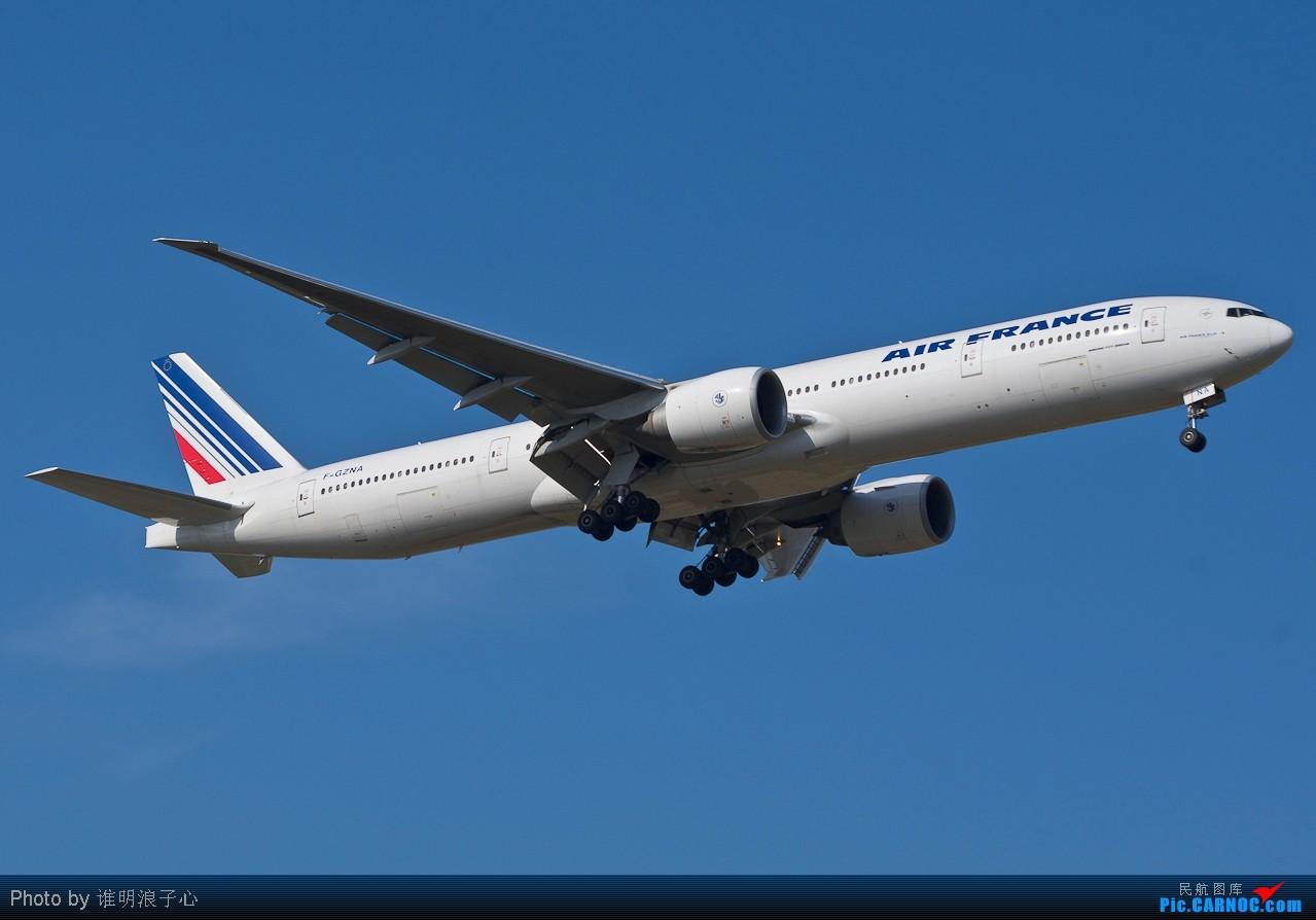 Re:[原创]【TSN飞友会】***PVG的777*** BOEING 777 F-GZNA 中国上海浦东机场