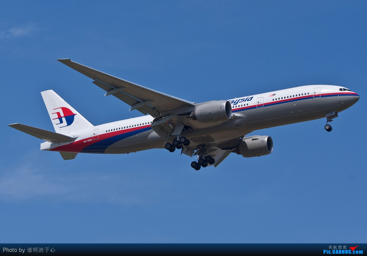 Re:[原创]【TSN飞友会】***PVG的777*** BOEING 777 9M-MRN 中国上海浦东机场