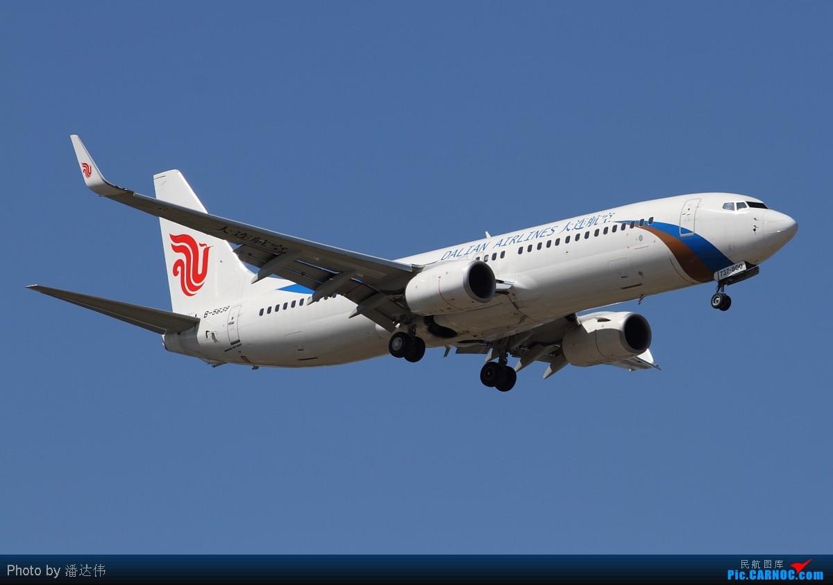 Re:[原创]PEK拍机~离京前最后一次拍机~天气不错~飞机也不错~ BOEING 737-800 B-5639 中国北京首都机场
