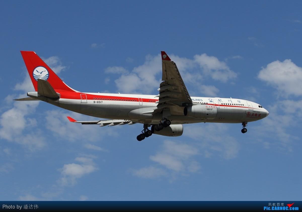 Re:[原创]PEK拍机~离京前最后一次拍机~天气不错~飞机也不错~ AIRBUS A330-200 B-6517 中国北京首都机场