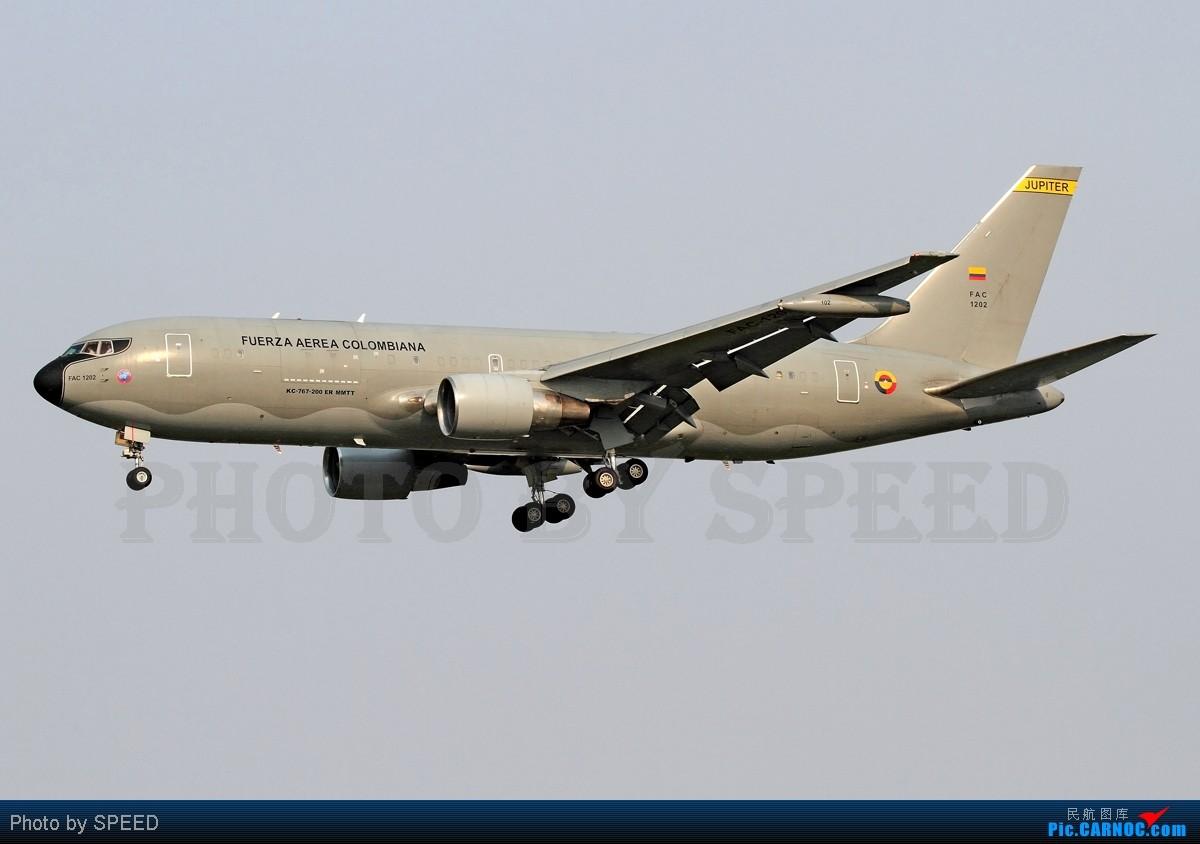 [讨论]欢迎两个回娘家的762。 BOEING 767-200 FAC1202 北京首都国际机场