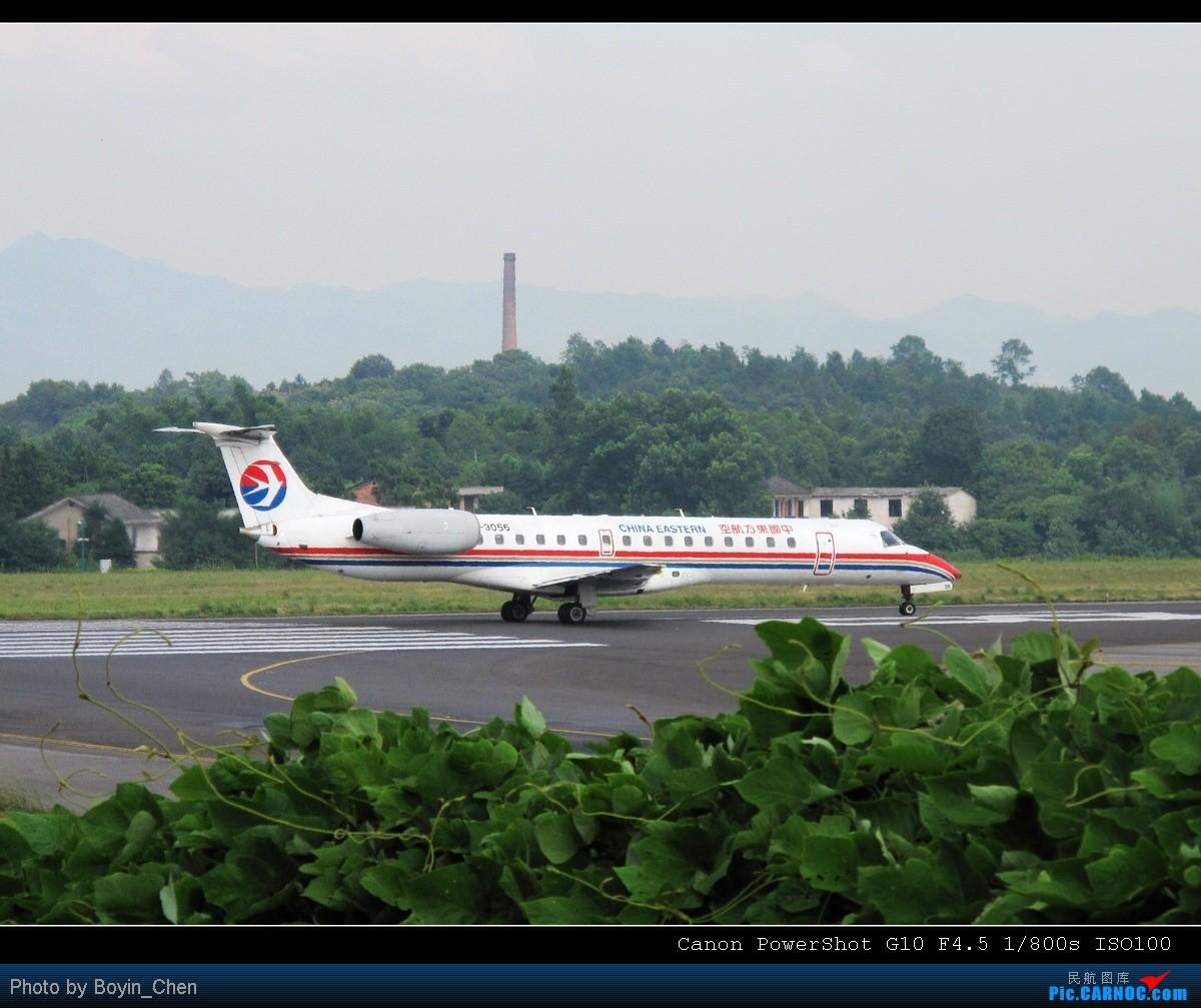Re:[原创]7月8日长沙铺子园拍机 EMBRAER ERJ-145 B-3056 中国长沙黄花机场