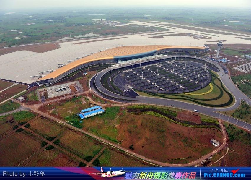 Re:[原创]合肥新建机场-----合肥新桥国际机场----据说年底前试运行    中国合肥骆岗机场