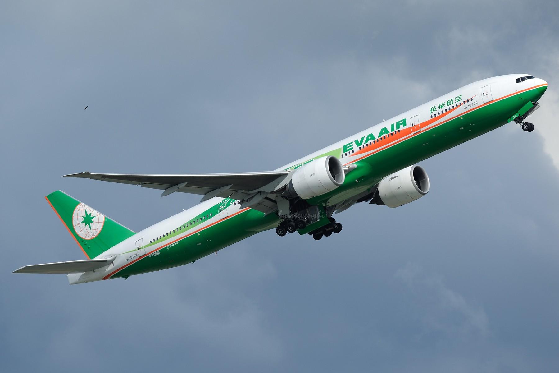 Re:【1800】上周末三天流窜的结果,有点惊喜,有点意外,也有失望 BOEING 777-300ER B-16702 中国香港赤?v角国际机场