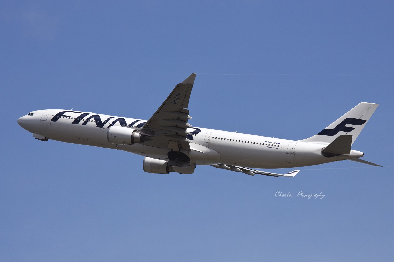 Re:[原创]带着小三游香港机场之拜师贴 AIRBUS A330-200 OH-LTN 中国香港赤?v角国际机场
