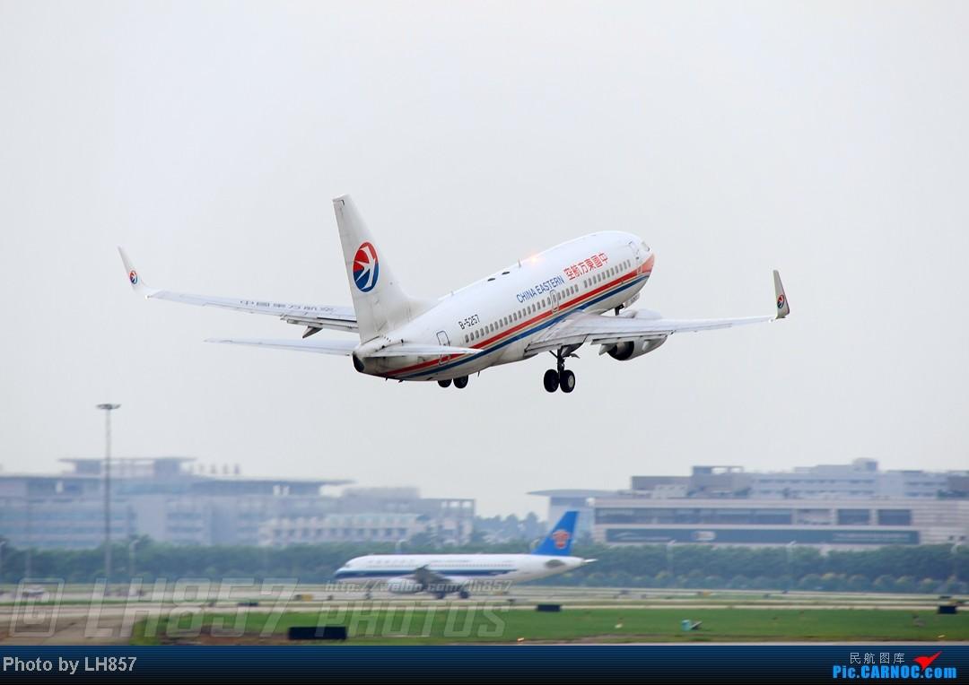 Re:[原创]22天的漂泊,菜航三胖初体验,见证了巫家坝与长水,PEK-CAN-KMG-CKG-SJW四段大暴走(二) BOEING 737-700 B-5257 中国广州白云机场