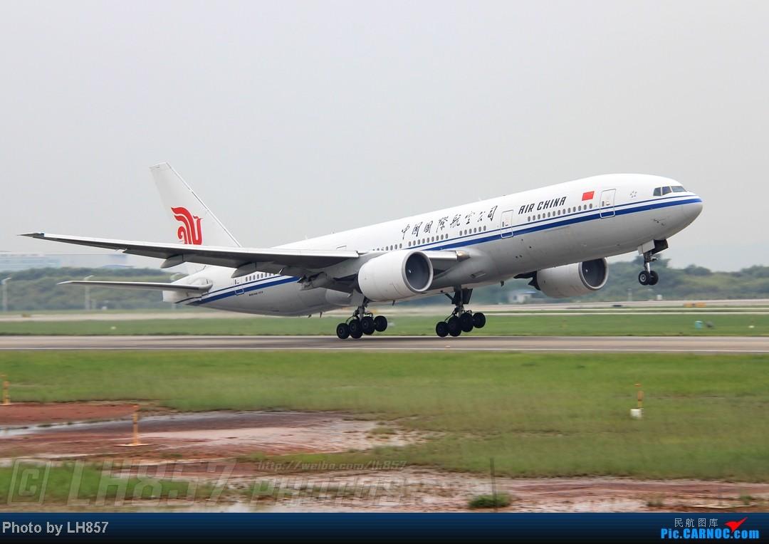 Re:[原创]22天的漂泊,菜航三胖初体验,见证了巫家坝与长水,PEK-CAN-KMG-CKG-SJW四段大暴走(二) BOEING 777-200 B-2066 中国广州白云机场