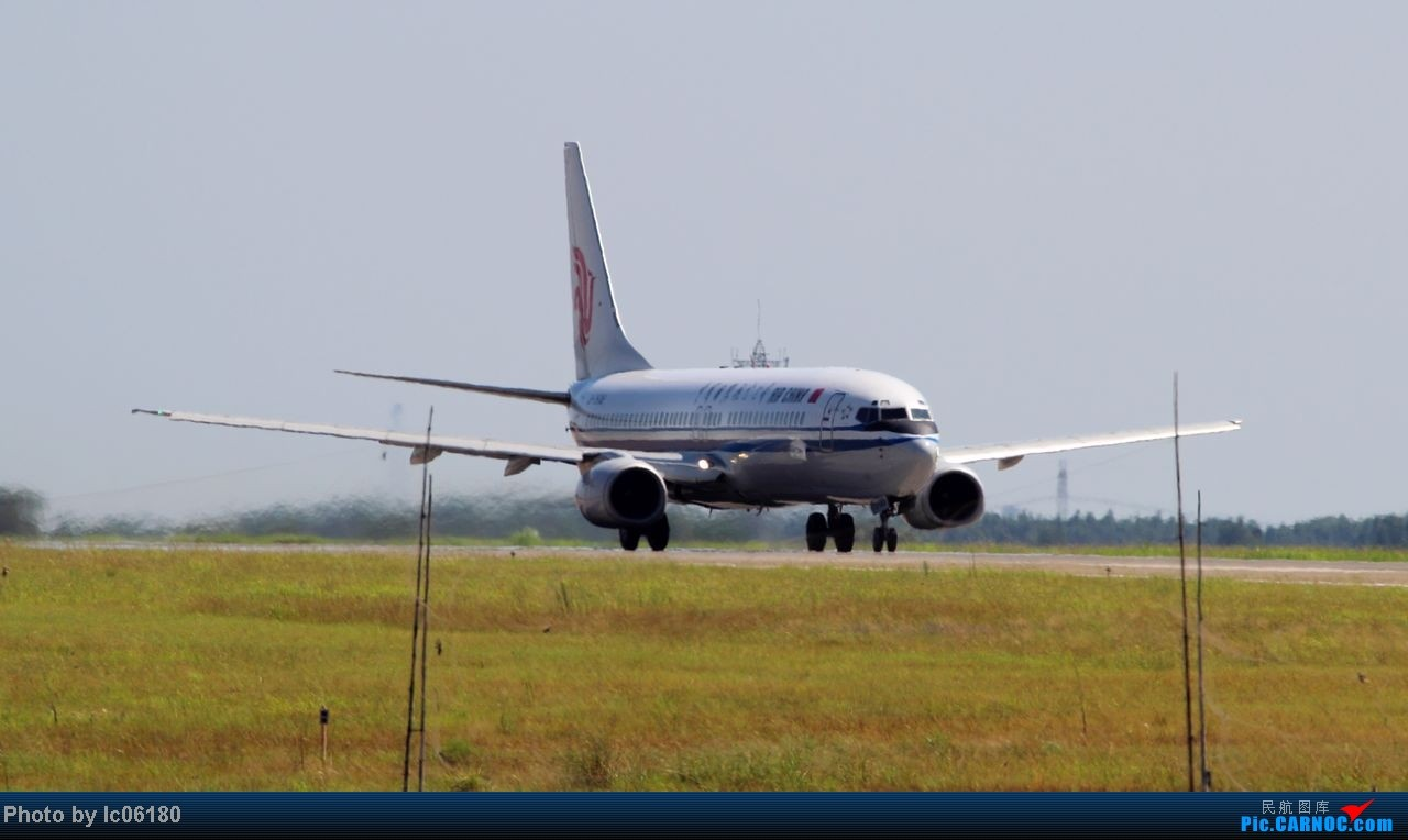 Re:[原创]『KHN』南昌小拍…当飞机在跑道出口停下…… BOEING 737-800 B-2648 中国南昌昌北机场