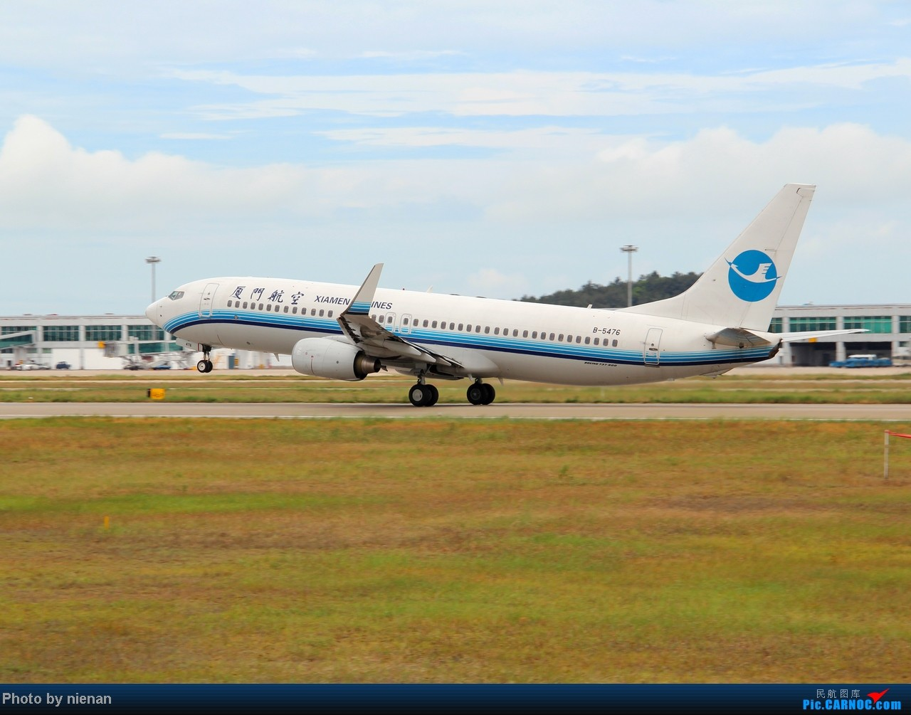 Re:[原创]掐指一算,有三年没有好好拍机了… BOEING 737-800 B-5476 中国福州长乐机场