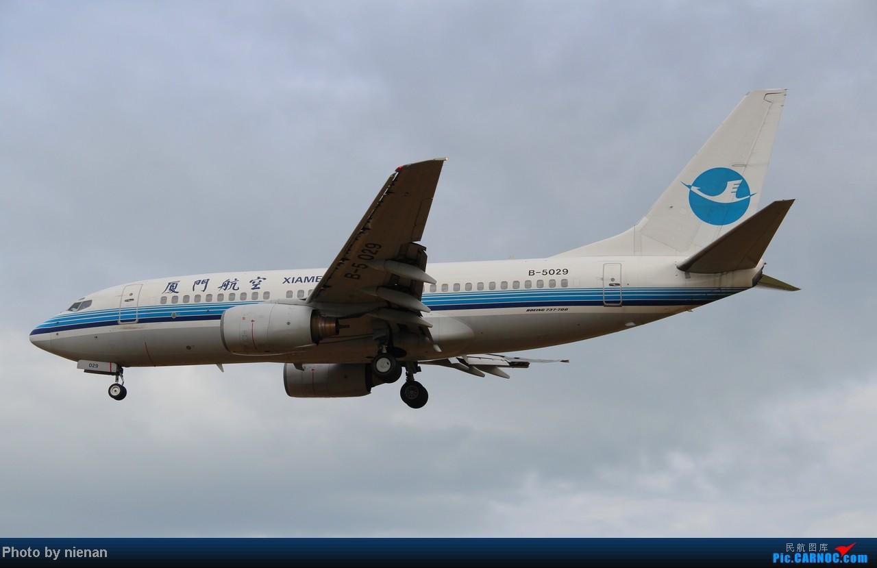 Re:[原创]掐指一算,有三年没有好好拍机了… BOEING 737-700 B-5029 中国福州长乐机场